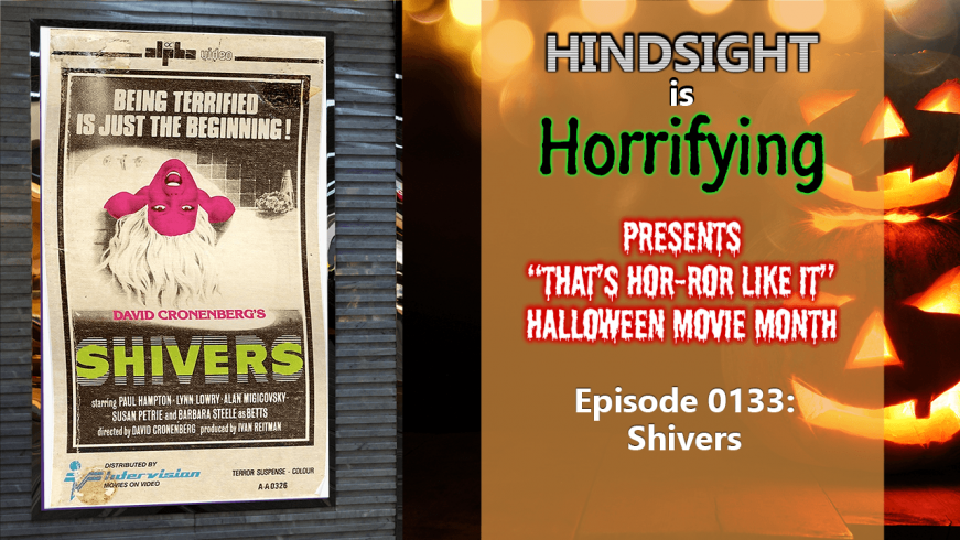 Shivers Podcast 0133 Header